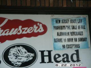 Krauszer's Secaucus NJ