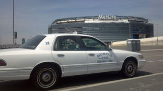 Secaucus Taxi Service at MetLife Stadium.